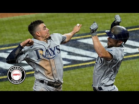 Breaking down Game 2 of the 2020 World Series [Rays vs. Dodgers] | Baseball Tonight