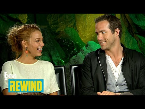 Celebrate Ryan Reynold's 44th Birthday: Rewind | E! News