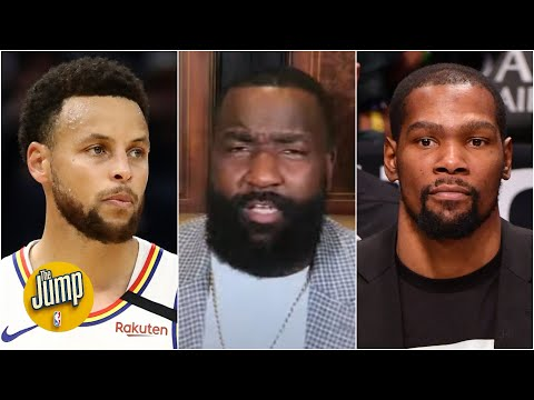 Steph's Warriors or Durant's Nets: Which team do you trust more in 2020-21? | The Jump