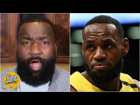 An anonymous agent criticizes LeBron James for his involvement with Klutch Sports | The Jump