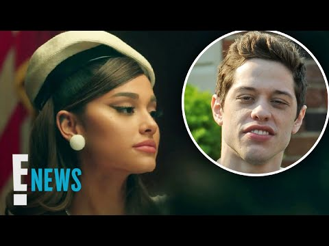 "Did Ariana Grande Call Out Ex Pete Davidson in ""Positions""? 