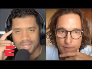 Russell Wilson and Matthew McConaughey talk being in the zone | DangerTalk