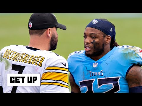 Titans vs. Steelers Week 7 reaction: Is Pittsburgh the best team in the NFL? | Get Up