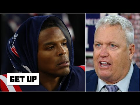 Rex Ryan blasts Cam Newton's 3-INT game: 'It's just awful … this is a disaster!' | Get Up