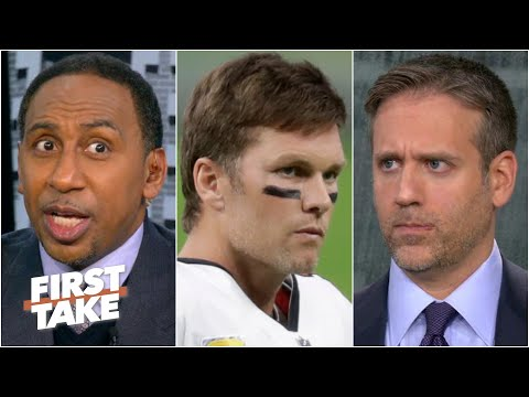 'You're pathetic!' – Stephen A. slams Max's Tom Brady take | First Take