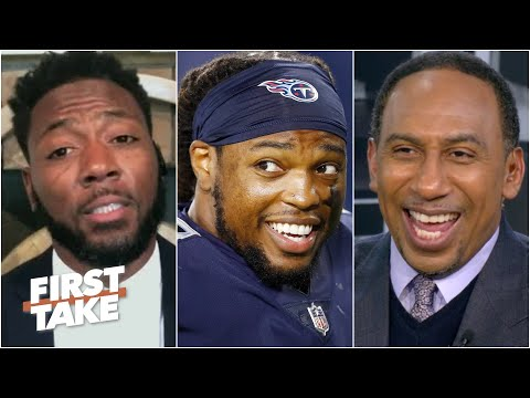 'I was wrong' – Ryan Clark apologizes to Titans RB Derrick Henry   First Take