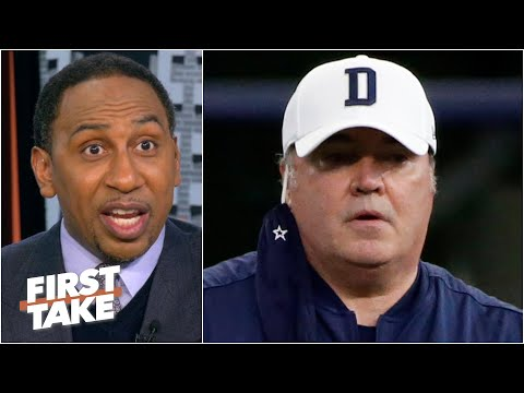 'The Dallas Cowboys are a mess' & Mike McCarthy shouldn't last the season! – Stephen A. | First Take