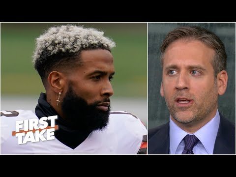 Max Kellerman is scared Odell Beckham Jr.'s torn ACL could be a career-changing moment | First Take