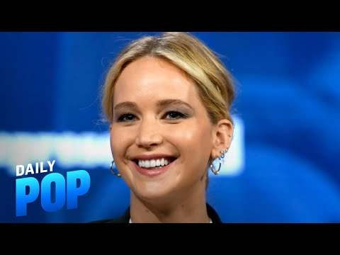 Jennifer Lawrence Reveals Her Love Language | Daily Pop | E! News