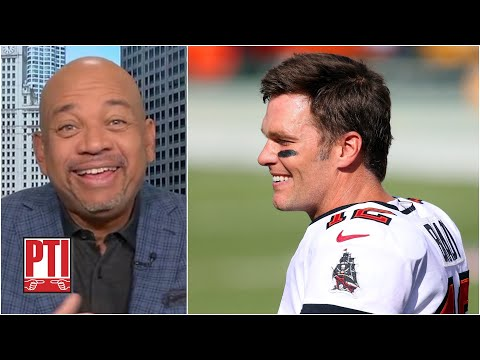 Mike Wilbon admits: I was wrong to take Bill Belichick and Cam Newton over Tom Brady! | PTI