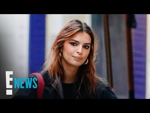 "Emily Ratajkowski Reveals Pregnancy in ""Vogue"" 