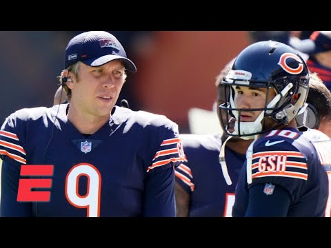 Will Mitchell Trubisky reclaim his starting spot from Nick Foles? | KJZ