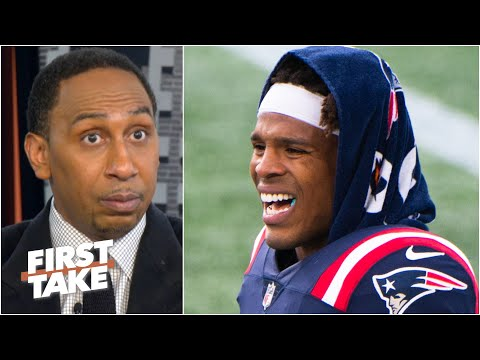 Stephen A.: Cam Newton 'has looked horrible' & his starting job should be in jeopardy | First Take