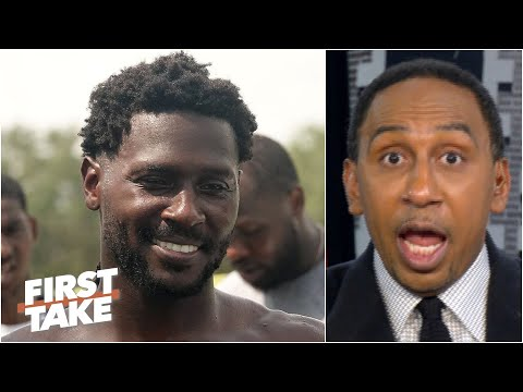 Antonio Brown means 'the Tampa Bay Buccaneers are going to the Super Bowl' – Stephen A. | First Take