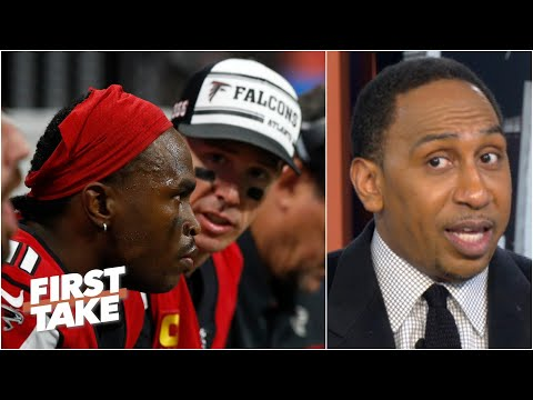Stephen A. shreds the Falcons, calls them the NFL's biggest disappointment | First Take