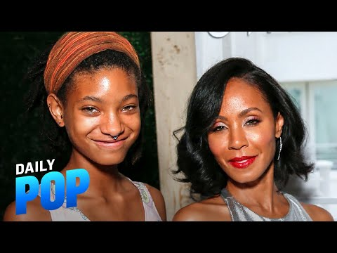 Willow Smith Calls Out Mom Jada's Parenting Style | Daily Pop | E! News