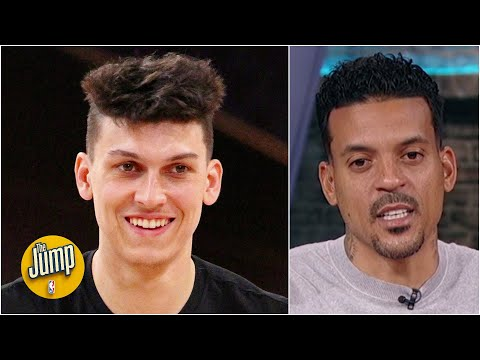 I'm worried the Heat might mess up their process after unexpected success – Matt Barnes | The Jump