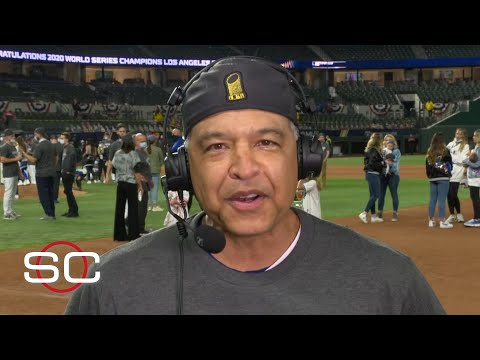Dave Roberts calls Dodgers winning World Series 'surreal' | SportsCenter