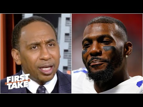 Stephen A. and Max react to Dez Bryant signing with the Ravens' practice squad | First Take