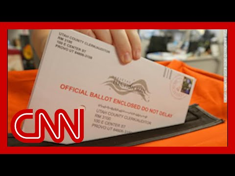 Mail in voting explained