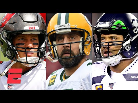 Tom Brady, Aaron Rodgers or Russell Wilson: Who is leading the NFL MVP race? | KJZ