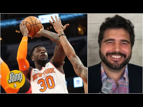 The Knicks are where bad contracts go to die – Nick Friedell   The Jump