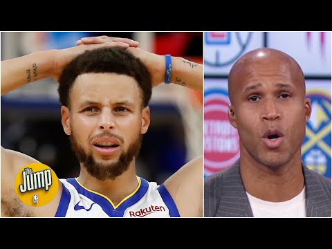 The Warriors' 'revenge tour' won't happen next season – Richard Jefferson | The Jump