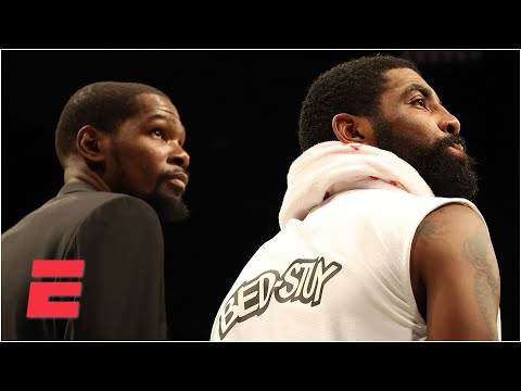 Is it a 'championship or bust' season for Kevin Durant & the Nets? | Keyshawn, JWill & Zubin