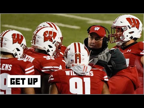 Discussing Wisconsin canceling game vs. Nebraska after outbreak of COVID-19 cases | Get Up