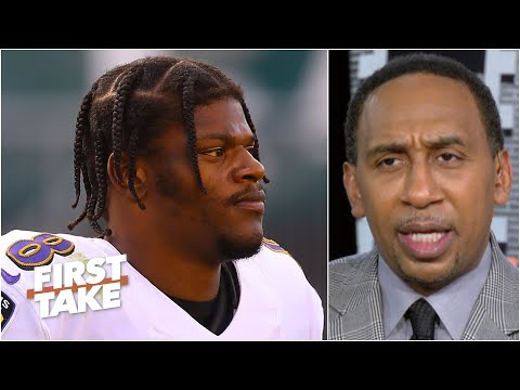 'Lamar Jackson needs to show up' in the passing game vs. the Steelers – Stephen A. | First Take