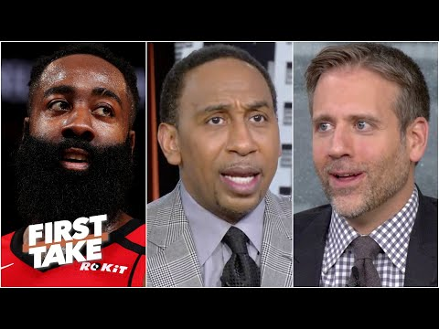 I wouldn't trade Ben Simmons for James Harden – Max Kellerman | First Take