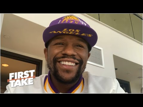 Floyd Mayweather previews the Gervonta Davis vs. Leo Santa Cruz fight | First Take