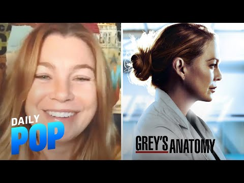 """Ellen Pompeo Hinting """"Grey's Anatomy"""" Could End This Year?! 
