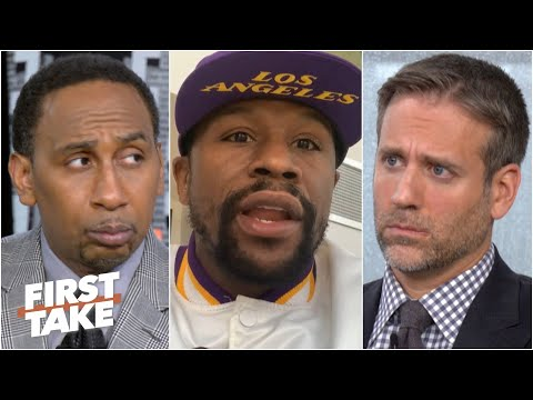 Floyd Mayweather answers: Who's the best boxer in the world? | First Take