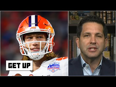 It makes no sense financially for Trevor Lawrence to stay at Clemson – Adam Schefter | Get Up