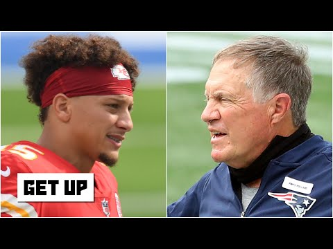 What to expect from Bill Belichick's approach to slow down Patrick Mahomes & the Chiefs | Get Up