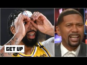 'The Lakers are just TOO good' – Jalen Rose on Game 1 | Get Up