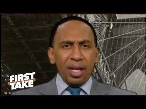 Does the NFC East winner deserve a home playoff game? Stephen A. says 'HELL NO!'   First Take