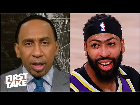 The Lakers won't lose if Anthony Davis shows up – Stephen A. | First Take