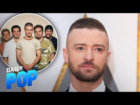 """Justin Timberlake Says NSYNC's Breakup Wasn't """"a Big Surprise"""" 