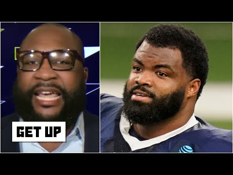 I don't think the Cowboys' DTs want to play football – Marcus Spears | Get Up