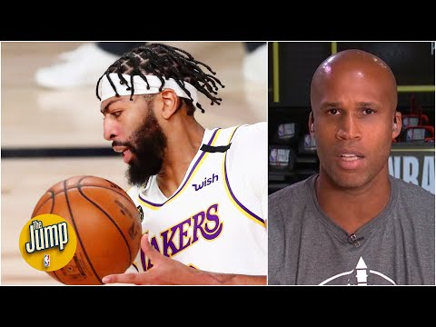 Can Anthony Davis get back on track? | The Jump