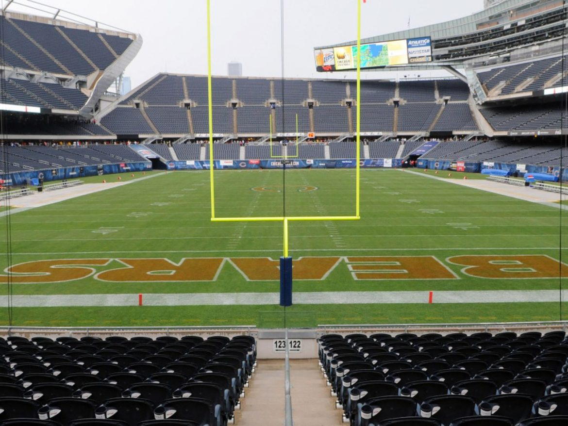 Bears have presented a 'good plan' to keep fans safe at Soldier Field, mayor says