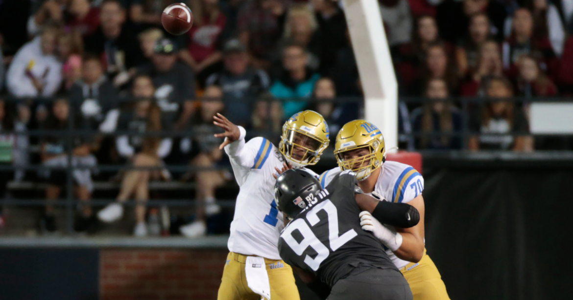 It's game on for UCLA's Alec Anderson after Jake Burton departs