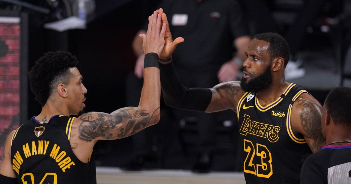 The Lakers are your 2020 NBA Champions. What will you remember about the season?