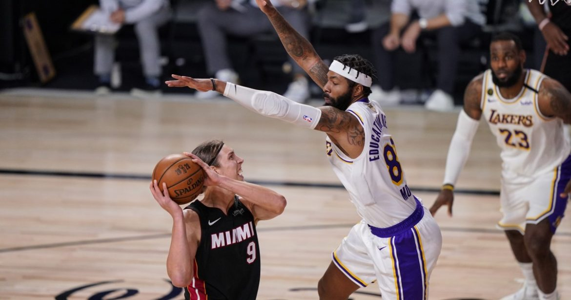 NBA Finals: What times is Lakers-Heat Game 4 on Tuesday?