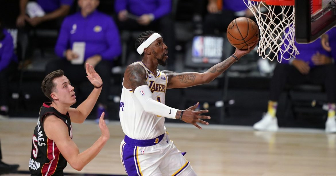 Kentavious Caldwell-Pope is Klutch; there are other reasons the Lakers must re-sign him