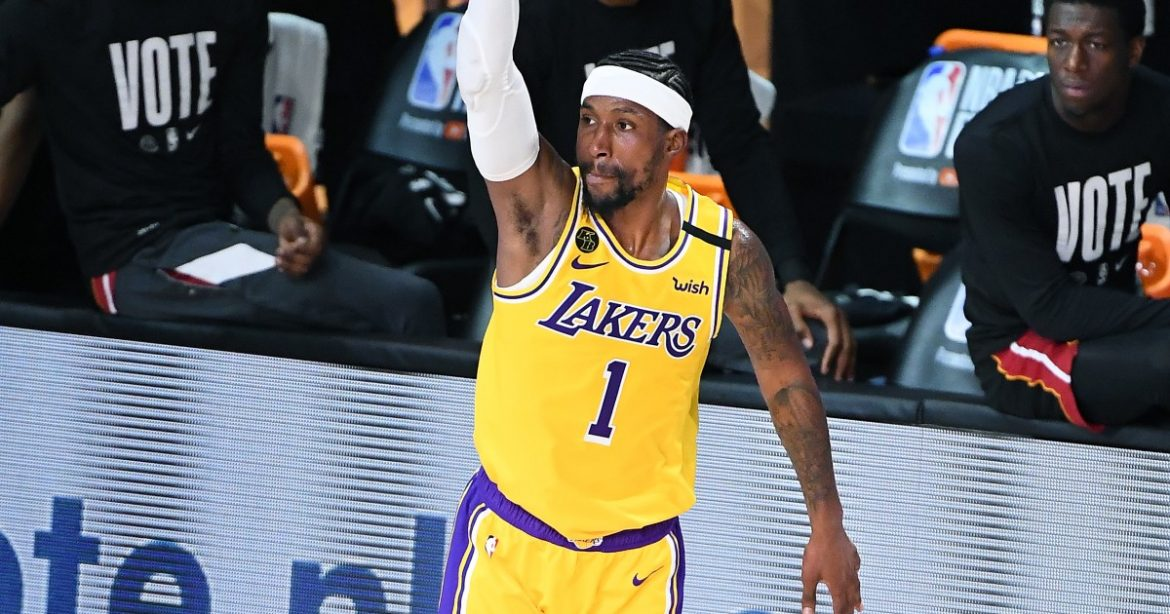 Lakers find their collective third scorer in Game 4 triumph over Heat