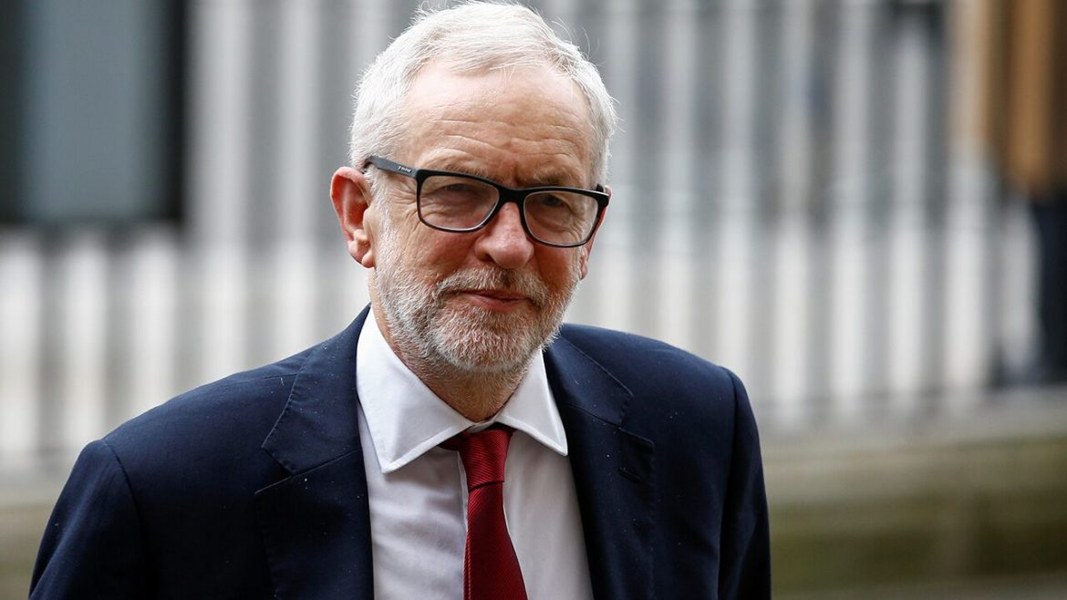 UK's Jeremy Corbyn suspended from Labour Party after damning anti-Semitism report