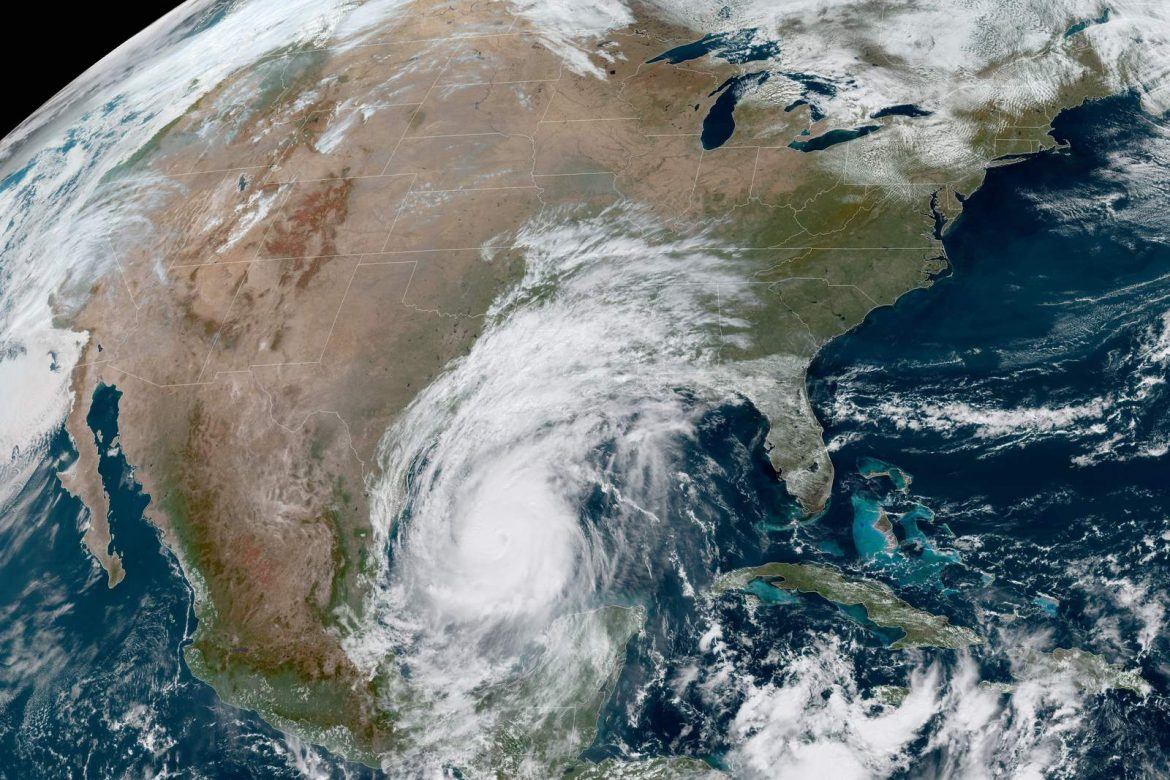 'This is not a bad dream': New hurricane menaces Louisiana